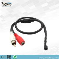 Buy cheap Wdm Micro Patch Design CCTV Microphone Ultraclear Original Sound Low Noise Processing Pickup from wholesalers