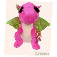Buy cheap Promotional Cool Cute Plush Dolls , Red Plush Dragon Stuffed Animal 15cm from wholesalers