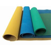 Durable Elastic Eco-Friendly Rubber Yoga Mat For Promotion Manufactures