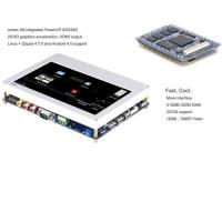 Buy cheap S5PV210 CPU board,ARM Cortex-A8,HDMI,support Android 4.0 from wholesalers