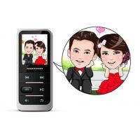 Buy cheap HIFI music fans favorite MP4 music player for walker,runner,jogging and sports from wholesalers