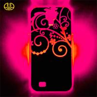 Buy cheap Silk printed Cell Phone iPhone 4S Protective Cases , glow in the dark phone covers from wholesalers
