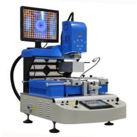 Buy cheap New tech WDS-750 full auto rework station machine bga with free training from wholesalers