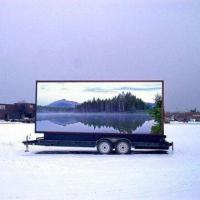 Buy cheap High Definition Virtual P12 Full Color Electronic Outdoor Advertising LED Display Screen from wholesalers
