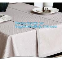 Buy cheap Household cleaning items non woven washable table cloth, Restaurant Pp Spunbond Non Woven Table Cloth, Household cleanin from wholesalers
