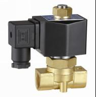 """Direct Acting Air Operated Solenoid Valve For Air Compressor 1/8"""" ~ 3/8"""""""