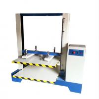 Buy cheap Large Capacity Carton Box Compression Strength Test Machine / Corrugated Box Compressive Fatigue tester from wholesalers