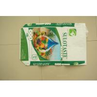 Wholesale Biodegrable Plastic Packaging PP Woven Bags Flexo Printing For Flour Rice Sugar from china suppliers