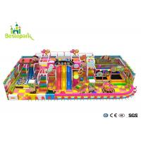 Buy cheap Residential Baby Indoor Playground Anti - Static With Customized Size from wholesalers
