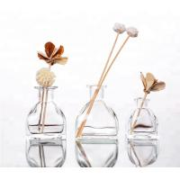 Buy cheap wholesale 30ml aroma decorative glass reed diffuser bottle sticks holder diffuser for home decor from wholesalers