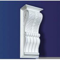 Buy cheap Architectural Decorative Carvings , Glass-Fiber Corbels / Bracket from wholesalers