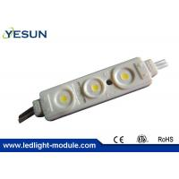 China IP65 3528 LED Module 3 for Exterior Led Sign Lighting / Sign Lighting Fixtures Outdoor on sale