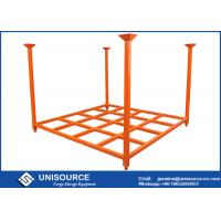 Buy cheap Two Level Stacking Warehouse Tire Racks Collapsible / Stackable OEM from wholesalers
