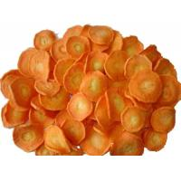 Buy cheap 100% Purity Food Material Dehydrated Vegetable Flakes Dried Carrot Flakes SDV-CARF from wholesalers