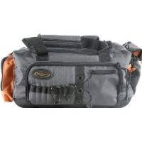 Buy cheap Grey lightweight Water Resistant eco friendly Fishing Tackle Bag, surf fishing tackle bag from wholesalers