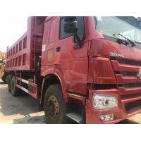 Buy cheap Secondhand HOWO A7 10 wheeler 336hp 371hp 40ton used trucks heavy load /Isuzu/volvo dump lorry tipper truck from wholesalers