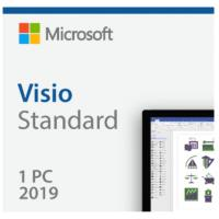 Buy cheap PC Download Computer PC System Microsoft Visio 2019 Standard Digital Software License from wholesalers
