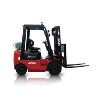 Buy cheap JAC Gasoline Forklift Truck 1.5 Ton Lifting Capacity 3m - 6m Lift Height from wholesalers