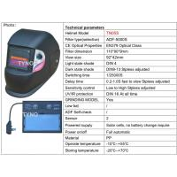 Buy cheap CE ANSI welding helmets with Grinding function from wholesalers