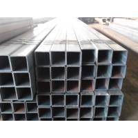 Buy cheap mild steel square pipes for construction frame work ASTMA500 from wholesalers