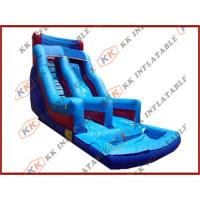 Buy cheap Pirate Ship Inflatable Water Slide from wholesalers