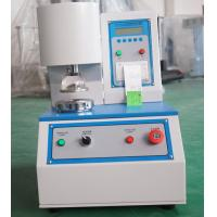 Wholesale Paper and Paperboard Bursting Testing Equipment , Paperboard Bursting Testing Equipment , Paper Testing Equipments from china suppliers