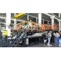 Buy cheap Non Woven Fabric Pe Coating Machine , Extrusion Coating Line Easy Operation from wholesalers