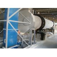 Wholesale Small Quartz Sand Dryer Machine / Portable Sand Dryer Energy Saving from china suppliers