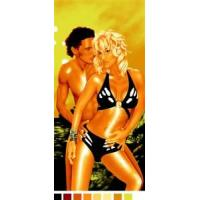 Buy cheap Sexy Beach Towel Me-B260b from wholesalers