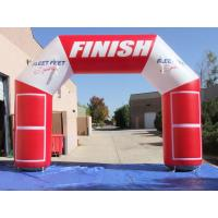 Buy cheap Fire Retardant Inflatable Advertising Products With Silk Printing / Hand Painting from wholesalers
