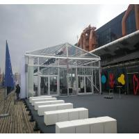 Wholesale Clear Roof Outdoor Marquee Tent High Level Meeting Easy Cleaning from china suppliers