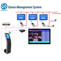 Buy cheap LCD Counter Queue Management System For Bank/Hospital/Clinic Service Center from wholesalers