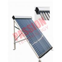 Buy cheap 20 Tubes Heat Pipe Evacuated Tube Solar Collectors For Swimming Pool from wholesalers