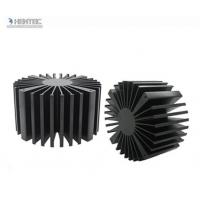 Buy cheap Customized Aluminum Heatsink Extrusion Profiles / Structural Aluminum Extrusions from wholesalers