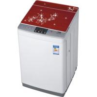 Buy cheap Red 8kg Top Loading Fully Automatic Washing Machine With Pump And Copper Motor Optional from wholesalers
