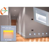 China Exterior Mounted Recessed LED Wall Lights 120 Degree Led Stair Lighting on sale
