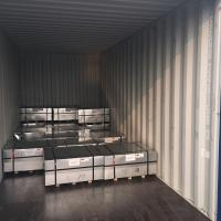 Buy cheap BA / CA Tin Coated Steel Sheet , Electrolytic Tinplate Sheet Corrosion Resistance from wholesalers