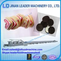 Buy cheap Good performance biscuit  processing line making factory machines from wholesalers