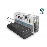 Buy cheap Automatic Flat Bed Die Punching Machine ,  Corrugated Paper Stripping Machine from wholesalers