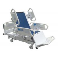 Buy cheap 8 Positions Hospital Electric Beds ICU Room Bed Mattress And CPR Control ALS - ES001 from wholesalers