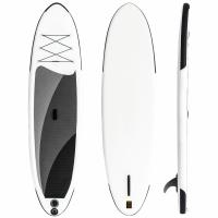 Wholesale Customized Yoga Sup Surfboard , Inflatable Fishing Sup With Soft Handle from china suppliers