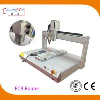 Desktop Printed Circuit Board Router PCB Board Separation 650mm X 450mm Manufactures
