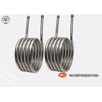 Buy cheap 220V / 50Hz Coil Heat Exchanger Titanium Coil Tube Of China National Standard product
