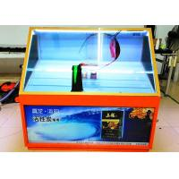 Buy cheap Waterproof Transparent LCD Screen WiFi Or Plug The Network Cable from wholesalers