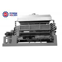 Buy cheap Seeding Paper Tray Making Machine Paper Pulp Molding Type High Efficiency from wholesalers