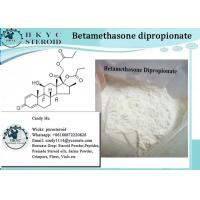 Buy cheap Topical Corticosteroid Hormone Powder Betamethasone Dipropionate For Anti-inflammatory from wholesalers