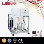 Buy cheap Guangzhou Factory Customize Perfume Freezing Filter Making Machine from wholesalers