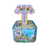 Buy cheap Frog Kids Hammer Arcade Game Machine 80W Arcade Ticket Machine 2 Players from wholesalers