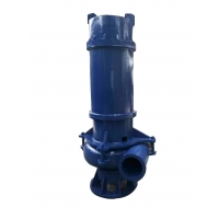 Buy cheap Industrial Electrical Submersible Slurry Pump With Anti Abrasive Material 50hz / 60hz from wholesalers