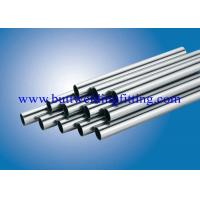 China Thin Wall TIG Welded Stainless Steel Pipe For Handrail 201 304 Grade on sale